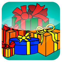 Kris Kringle app icon